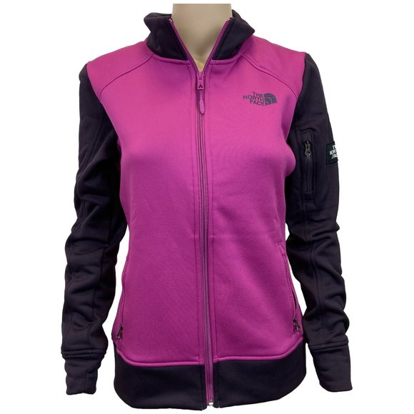 The North Face Wmn's Amazie Mays Jacket Purple, S
